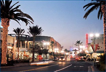 Brea, California - where I spent my first 21 years.