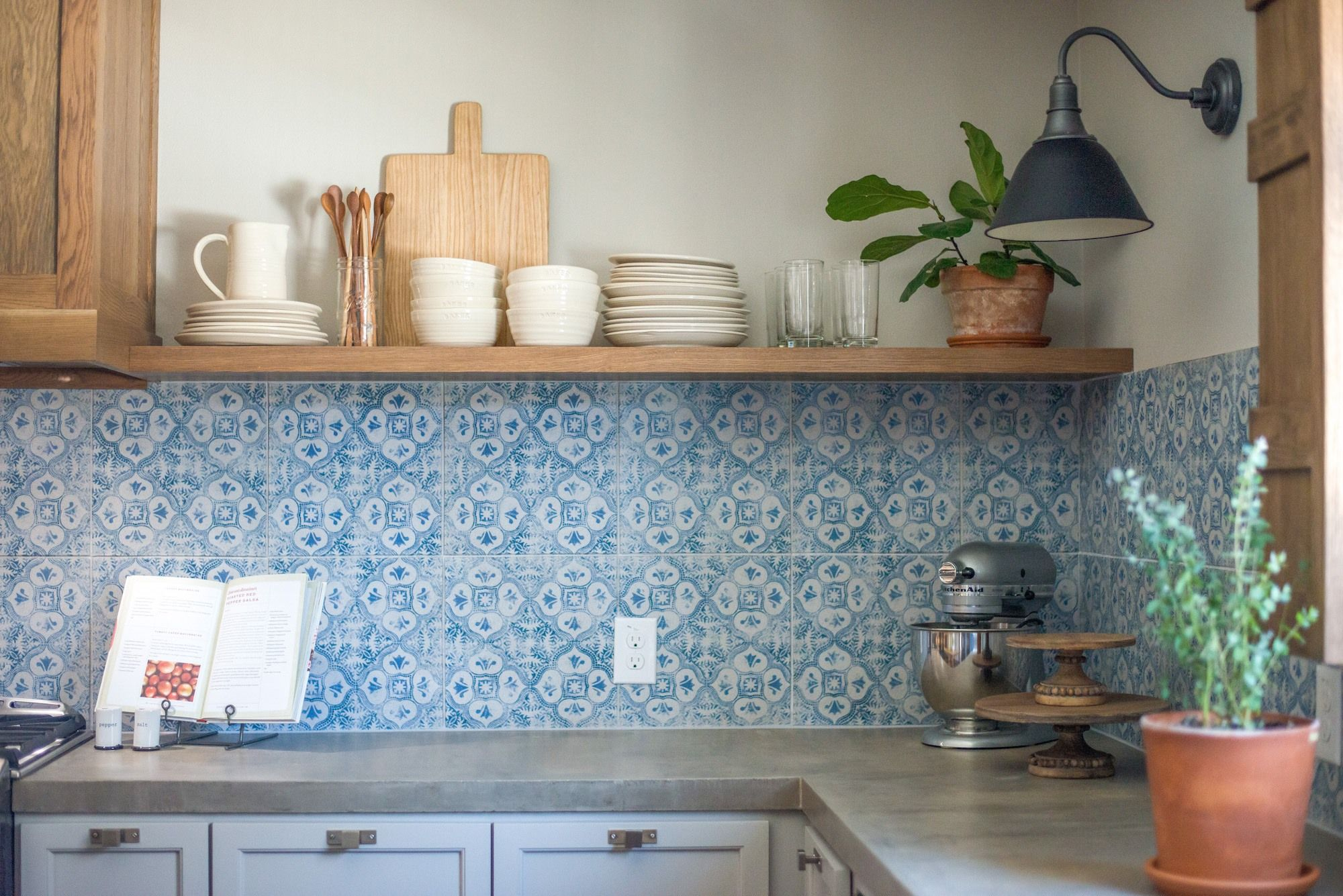 Episode 07 - The Baker House | Open shelving, Perfect place and Display
