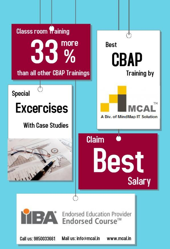 Online And Classroom Training In Business Analysis Certification
