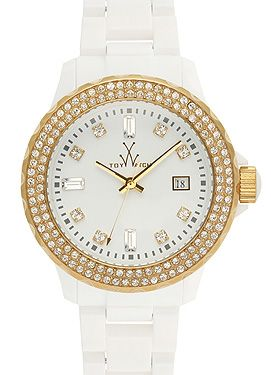 I am loving my newest watch....one of my VERY most fave B-day presents!!