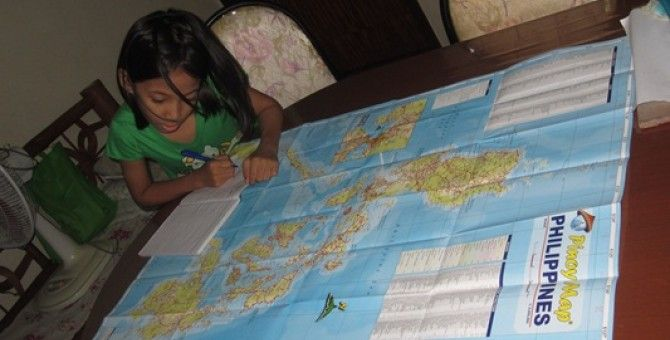 Geography in Philippine Education - Bubblews