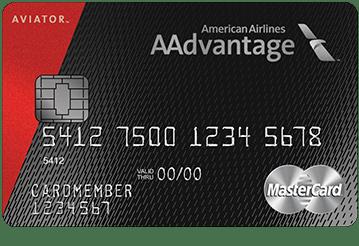 Barclays AAdvantage Aviator Red Mastercard, 8K Bonus Plus