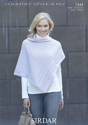 Diseños :: sirdar   knit   Pinterest