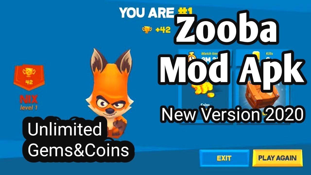 Zooba 2 Hd Free Download In 2021 Online Battle Mod Battle Royale Game