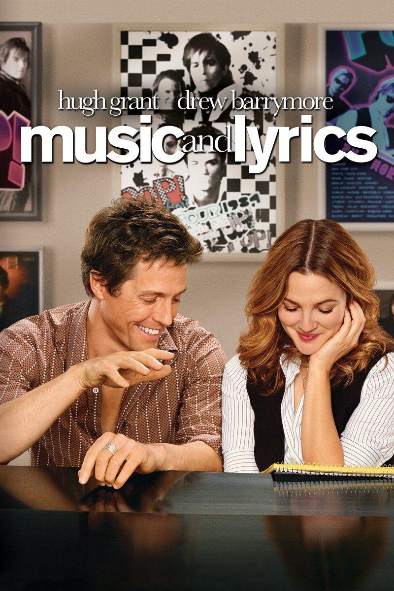 Music and Lyrics Hugh grant, Lyric poster, Kristen johnston