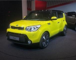 2014 Kia Soul Debuts In Germany Kia Soul Kia Kia Motors