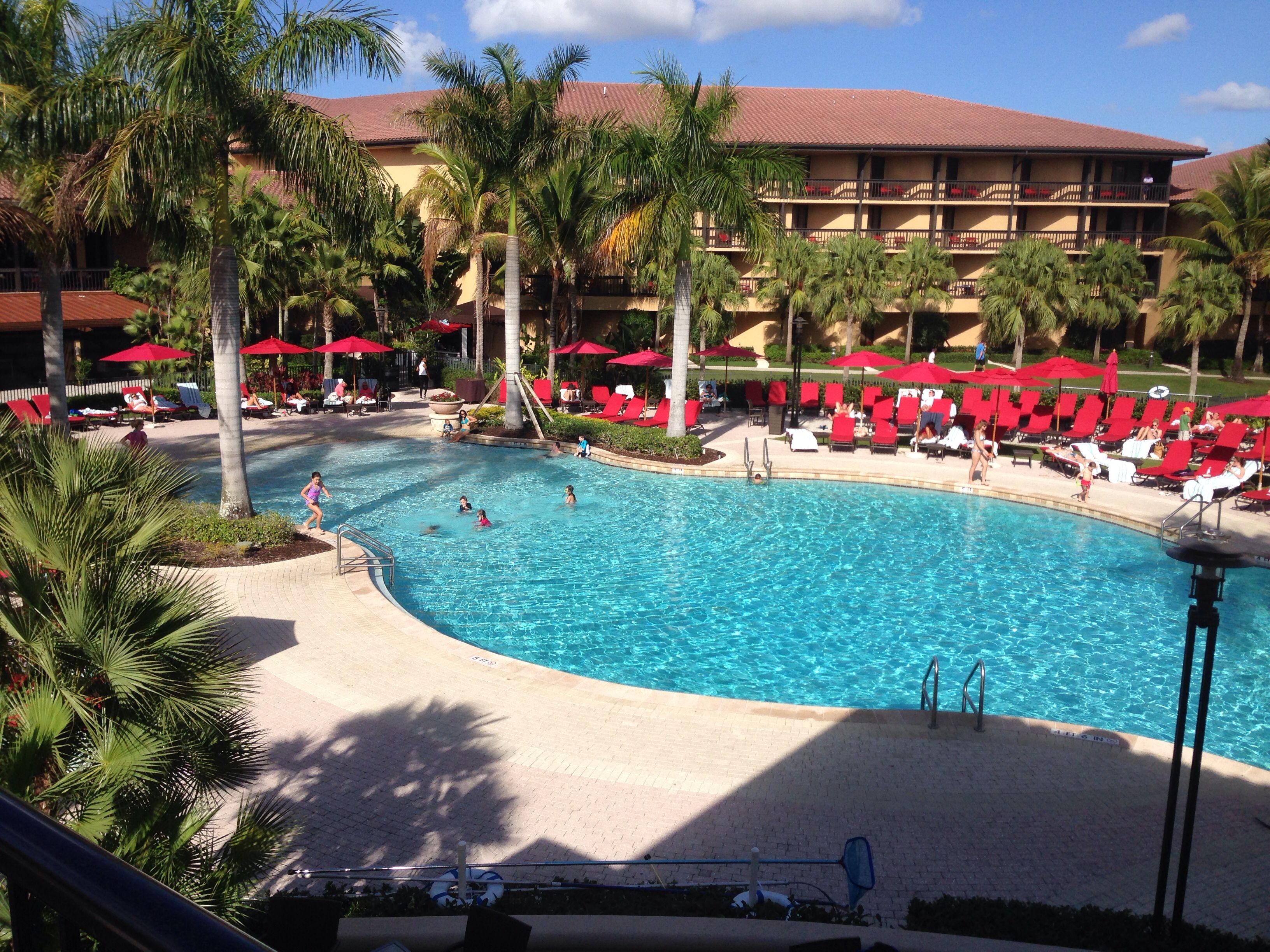 PGA National Resort U0026 Spa Palm Beach Gardens Florida