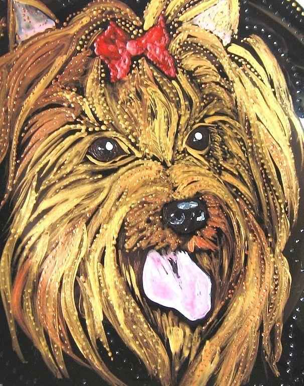 Puntillismo perros pinterest puntillismo manualidades y bricolaje - Manualidades y bricolaje ...