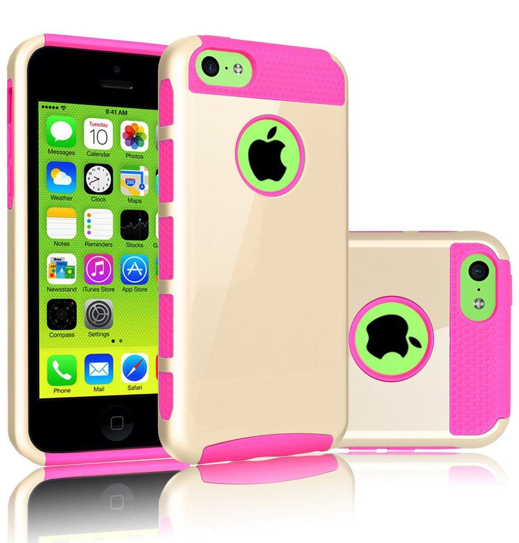 iPhone 5C Case,ARMORCOO(TM) Lightweight Slim Fit Hard ...
