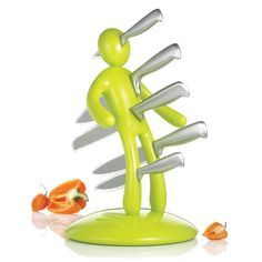 the ex kitchen knife set by raffaele iannello apple green  kitchen  u0026 dining best lime green knife set for the kitchen     interesting products      rh   pinterest com