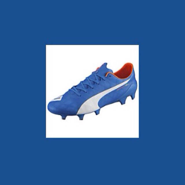 New Puma Evospeed  COLOUR: Blue,White,Orange