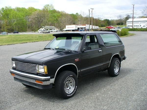 1985 Gmc Jimmy 4x4 Chevrolet Blazer S10 Blazer Chevrolet Tahoe