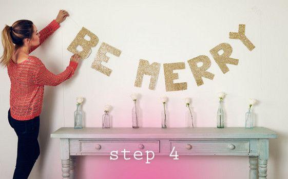 Be Merry! #joytothegirls