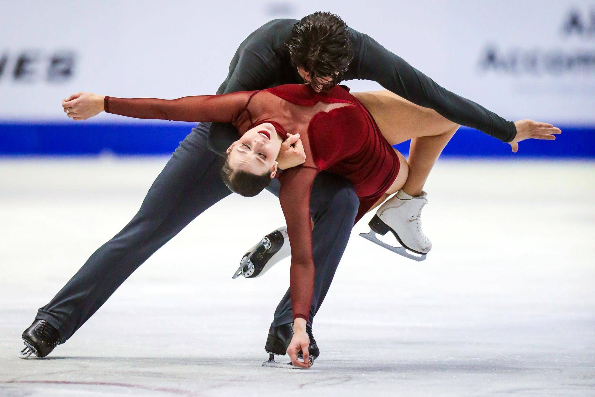 Image result for tessa virtue and scott moir moulin rouge