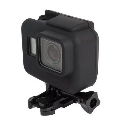 Gopro hero 5 silicone case Colorful Silicone Cover for Gopro Hero 5 Protective Frame Soft Case Action Camera