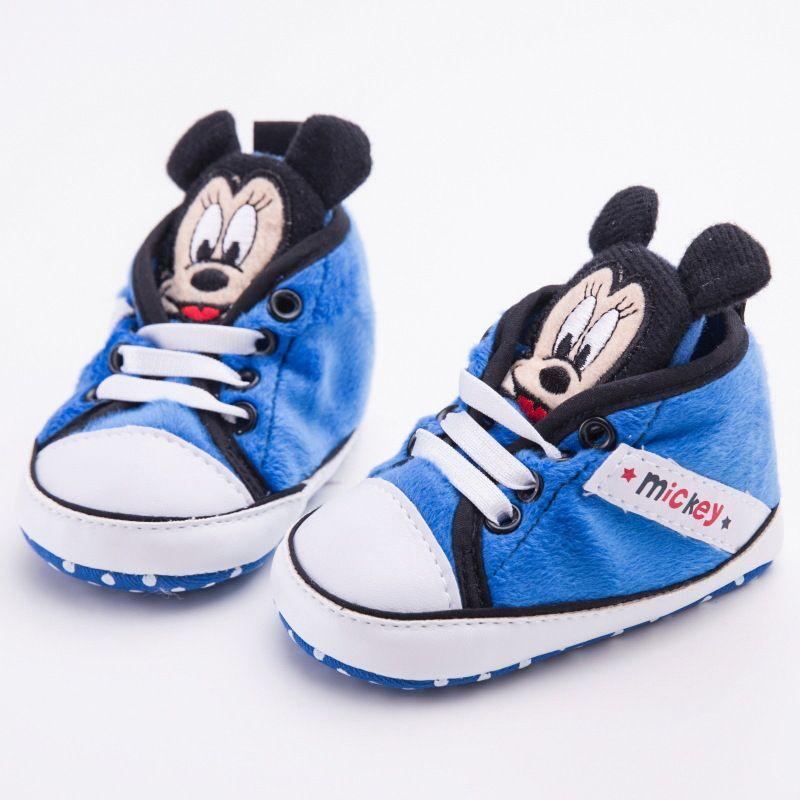 Lucu Manis Baru Lahir Minnie Bayi Sepatu Bayi Laki Laki Perempuan