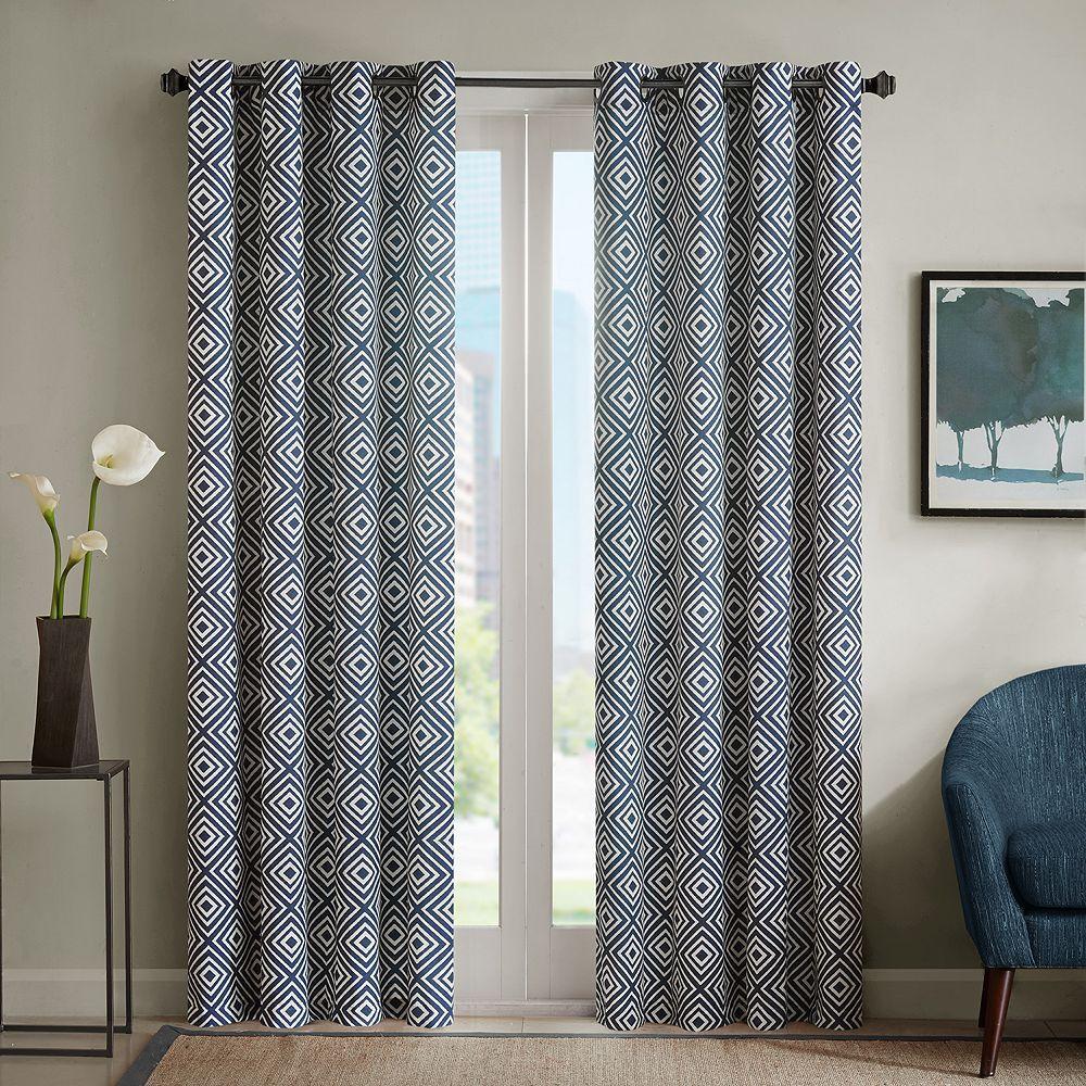 Madison Park 1-Panel Payton Window Curtain