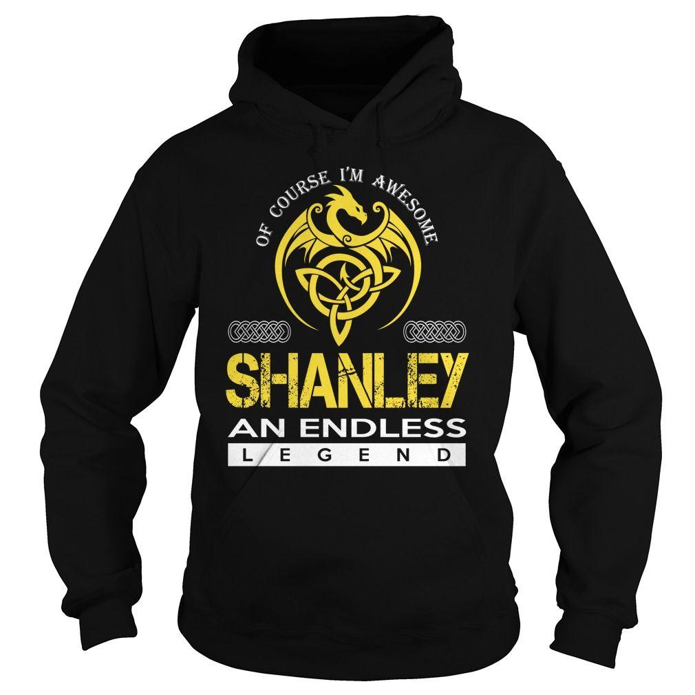 SHANLEY An Endless Legend (Dragon) - Last Name, Surname T-Shirt
