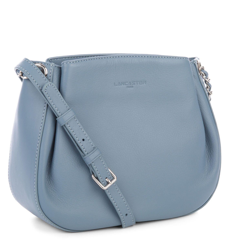 2d0d296037c1 Slate Blue handbag, Mademoiselle Ana, Lancaster Paris. #blue #bag #pastel  #sac #pompom #mademoiselle #lancasterparis #lancaster | MOOD | Cold beauty  in 2019 ...