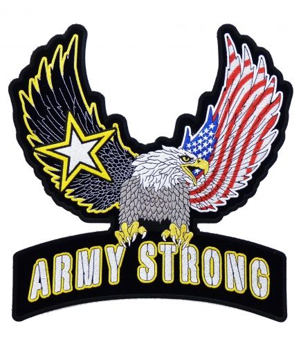 Army Eagle Symbol Thank Clipart Library