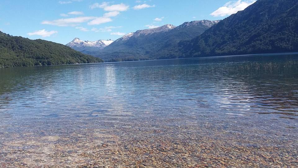 En Lago Gutiérrez.Bariloche Argentina