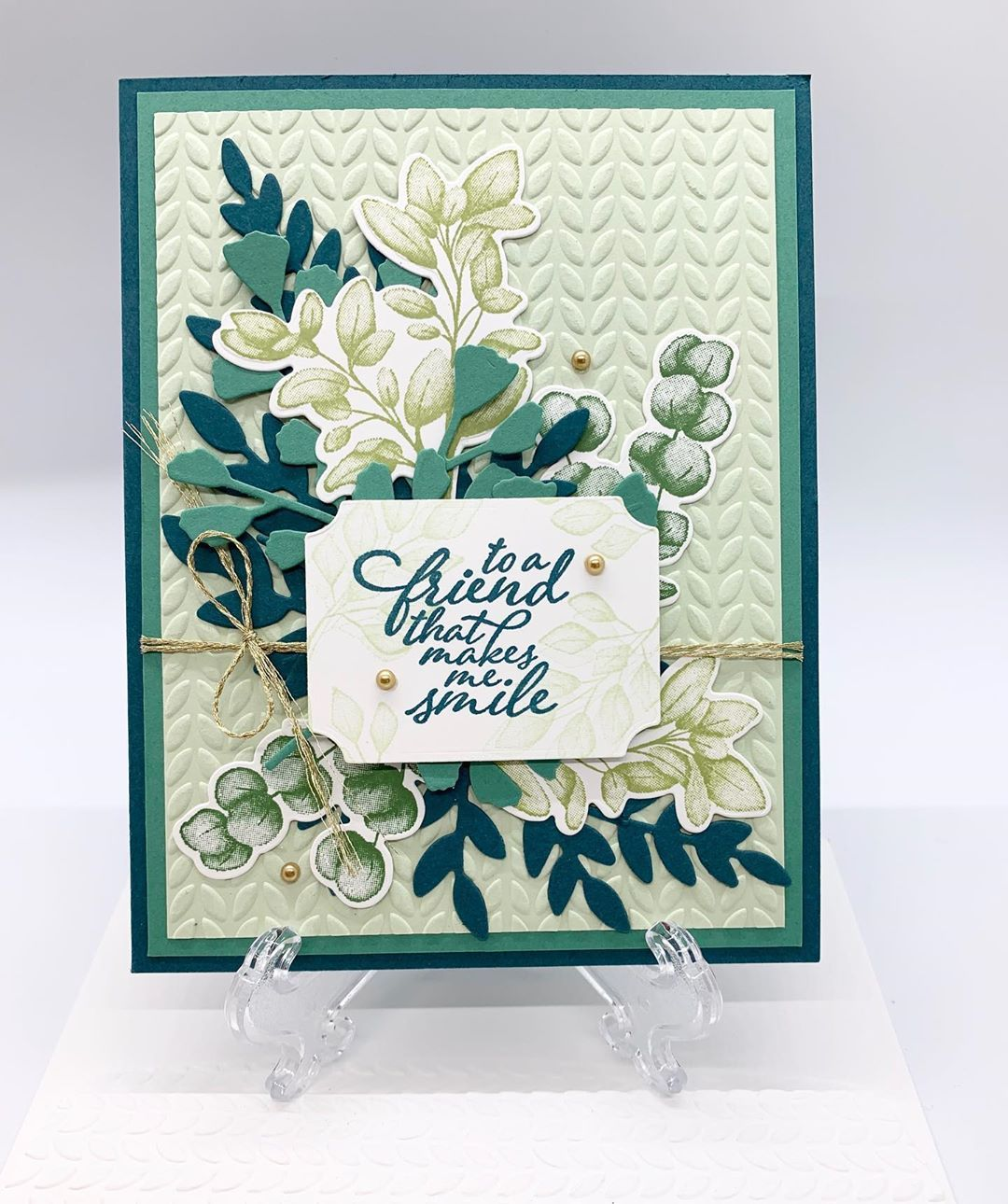 Kristi Jones On Instagram Forever Greenery Suite Available June 3rd Makeacardsendacard Sha Homemade Card Designs Stamping Up Cards Hand Made Greeting Cards