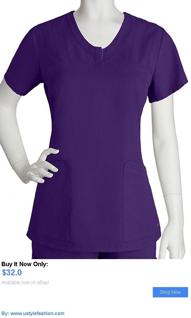 Adult uniforms: Greys Anatomy Womens Two Pocket V-Neck Scrub Top BUY ...