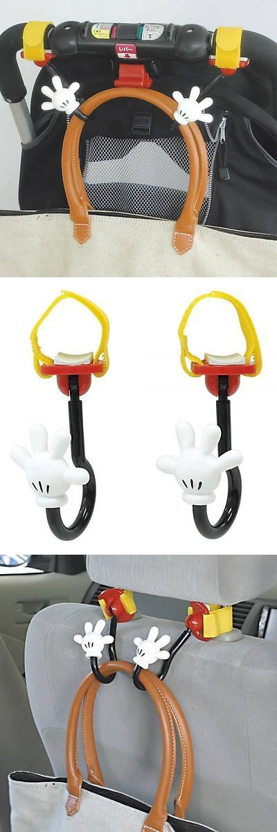 Hooks 180914 New Disney Mickey Mouse Baby Stroller Handbag Hook Bag Hanger Holder It Now Only 17 99 On Ebay