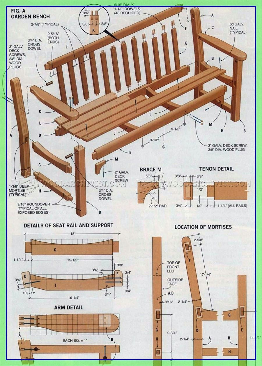56 Reference Of Garden Bench Design Pdf In 2020 Outdoor Furniture Plans Garden Bench Plans Wood Furniture Plans