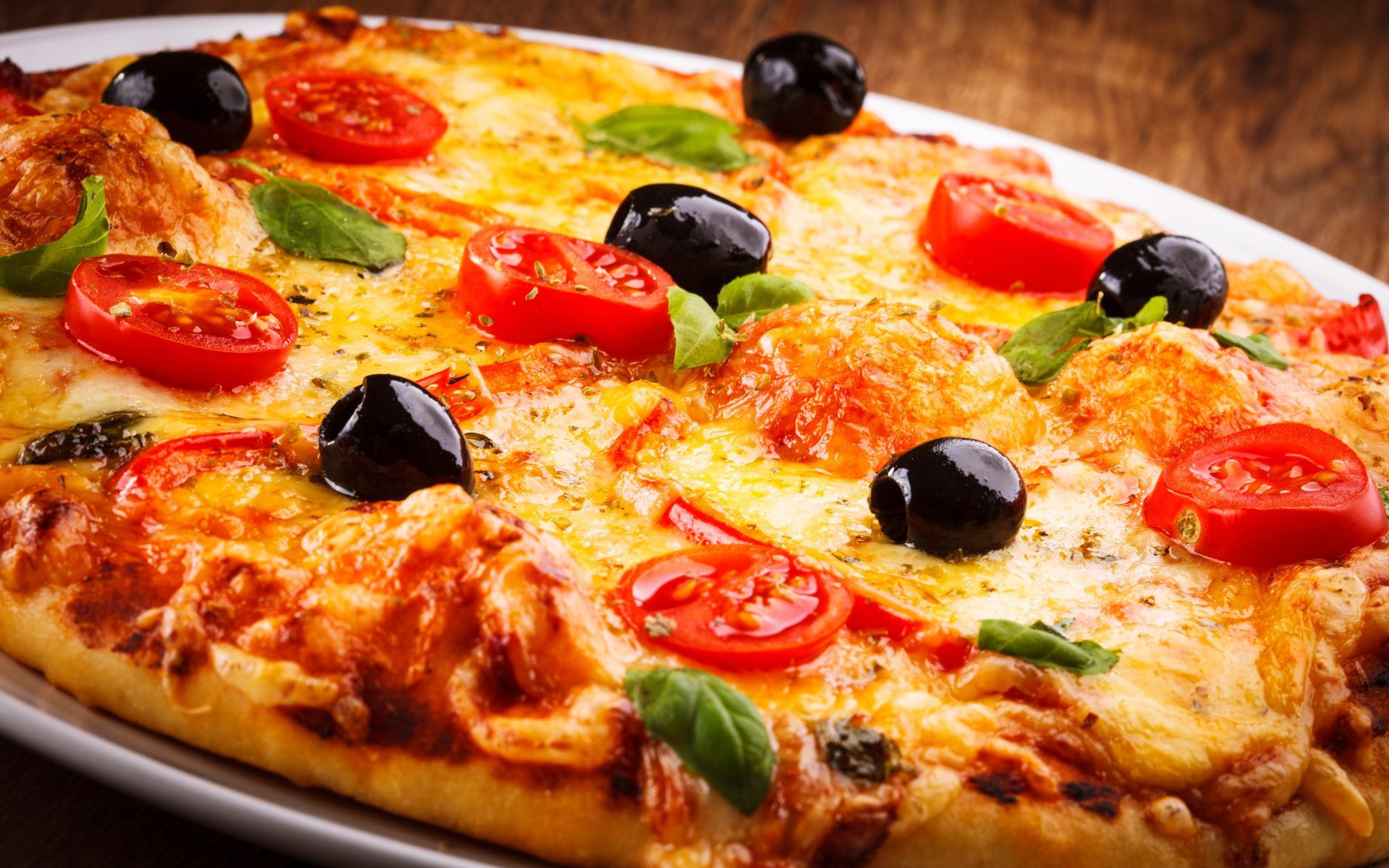 Pizza Wallpapers Hd Resolution Background