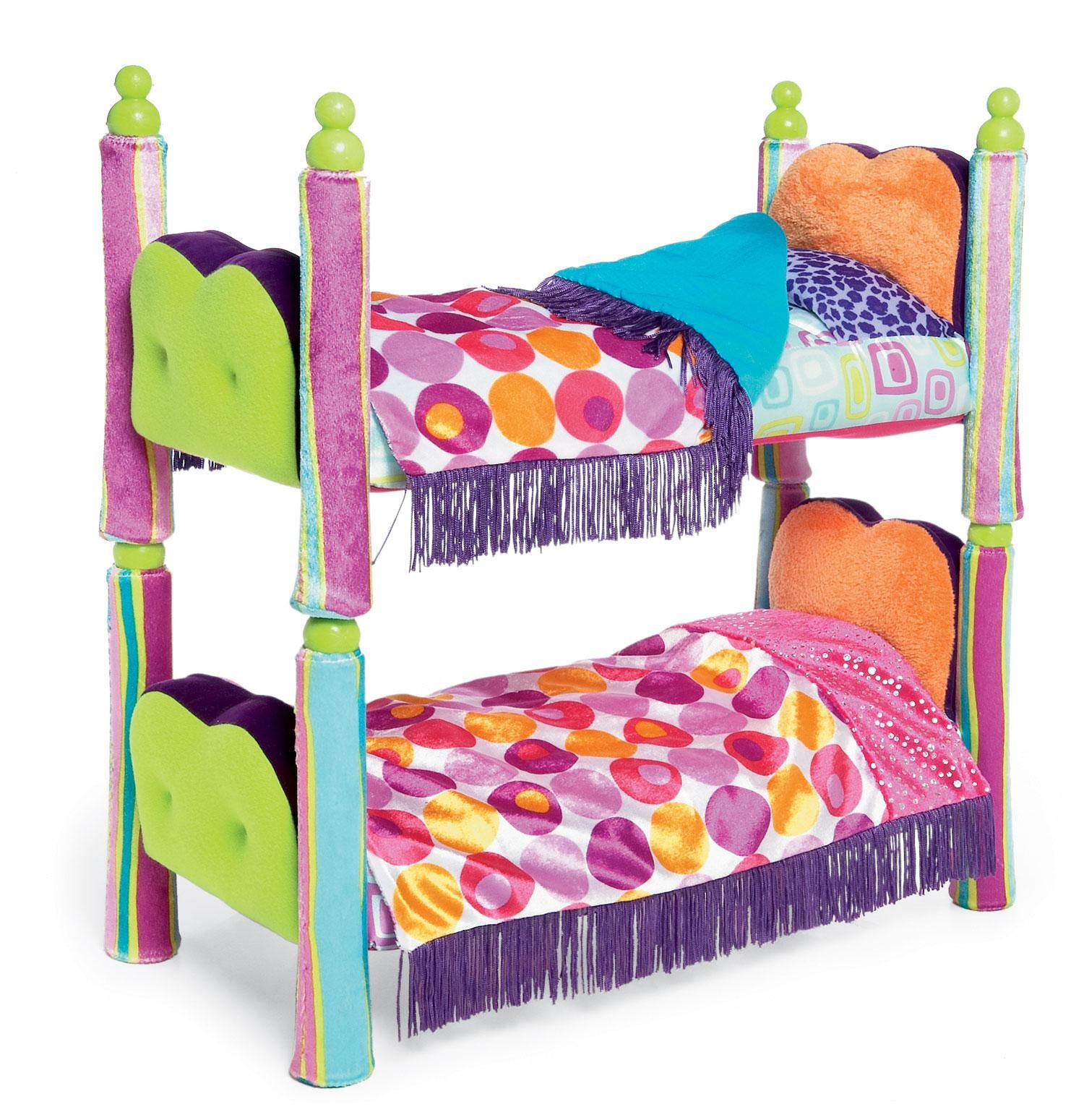 Groovy Girls Bombastic Bunk Bed Ideas For Santa Girls