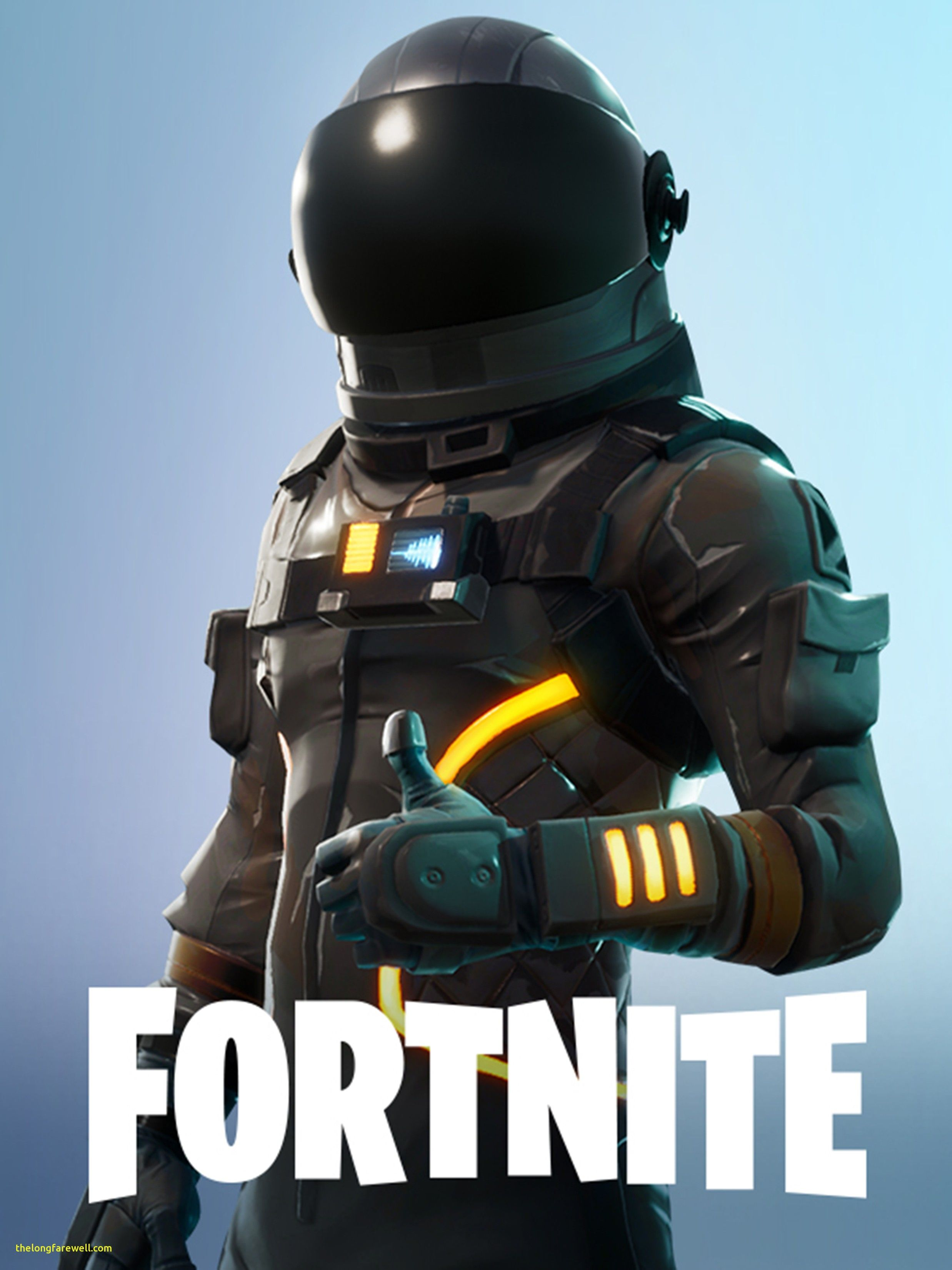 Fortnite Wallpaper Iphone Dark Voyager