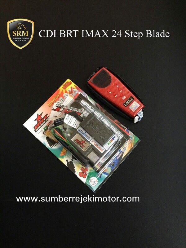 CDI BRT Imax 24 Step Blade IDR 1.150.000,-