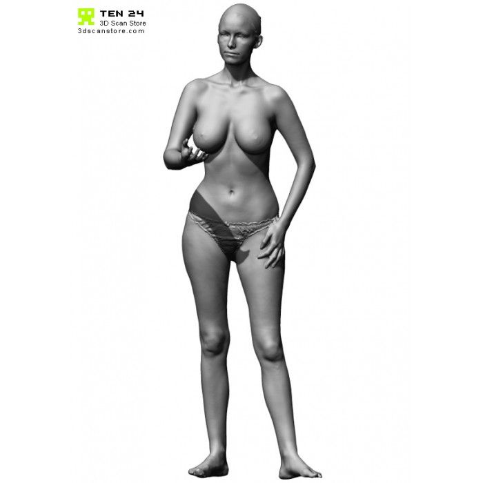 Shaded Female 01 Pose 3 | Art Doll Anatomy, Products, Tips, and How ...