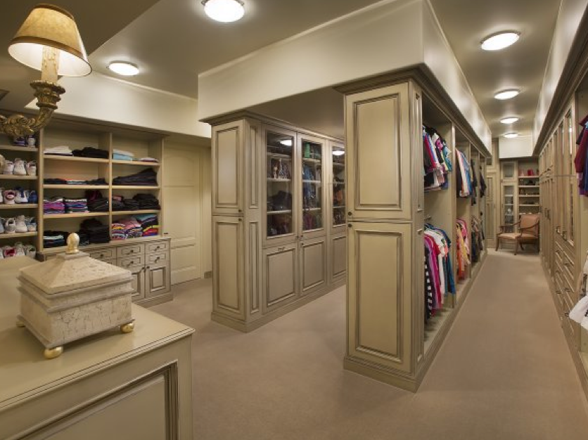 Great walk in closet walk in closets pinterest stone for Great closets