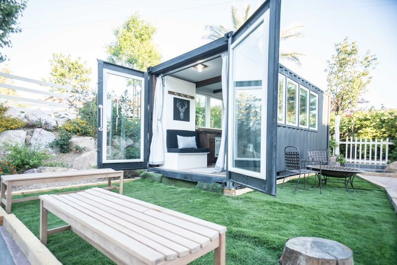 Container Tiny House Tiny House Listings imagens