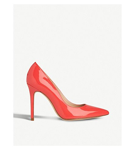 LK BENNETT | Fern patent-leather courts #Shoes #Heels #Courts #High