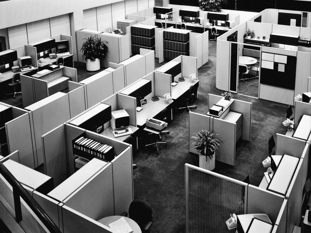 Uncategorized Cubicle Offices the cubicle you call hell was designed to set free i work part time in a office this is very big change for