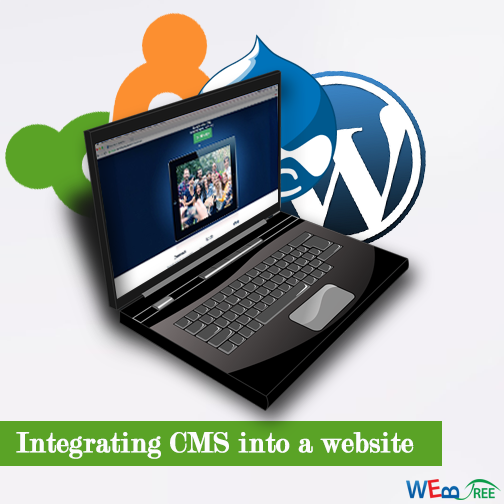 Integrating Content Management System Cms Into Your Website Is The Easiest Way To Add N Digital Marketing Company Digital Marketing Content Management System