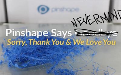 Good News It Looks Like Pinshape Isn't as Shut Down as We