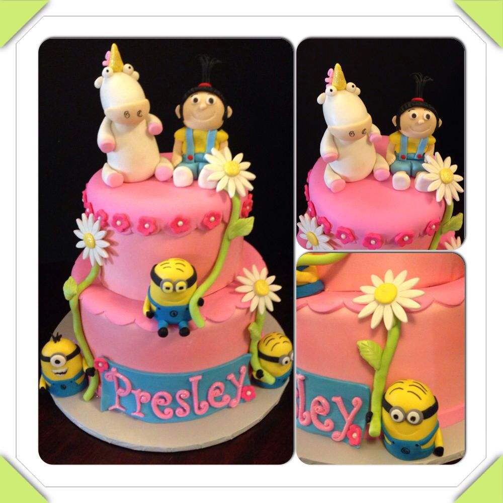 minion baby shower cake cakes by betnie bakes pinterest minion