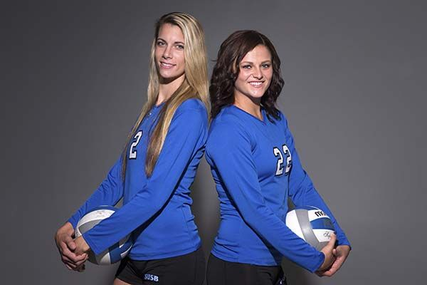 Women S Volleyball Avca Names May Mcintosh Repeat All Americans Women Volleyball Coaching Volleyball Volleyball Team