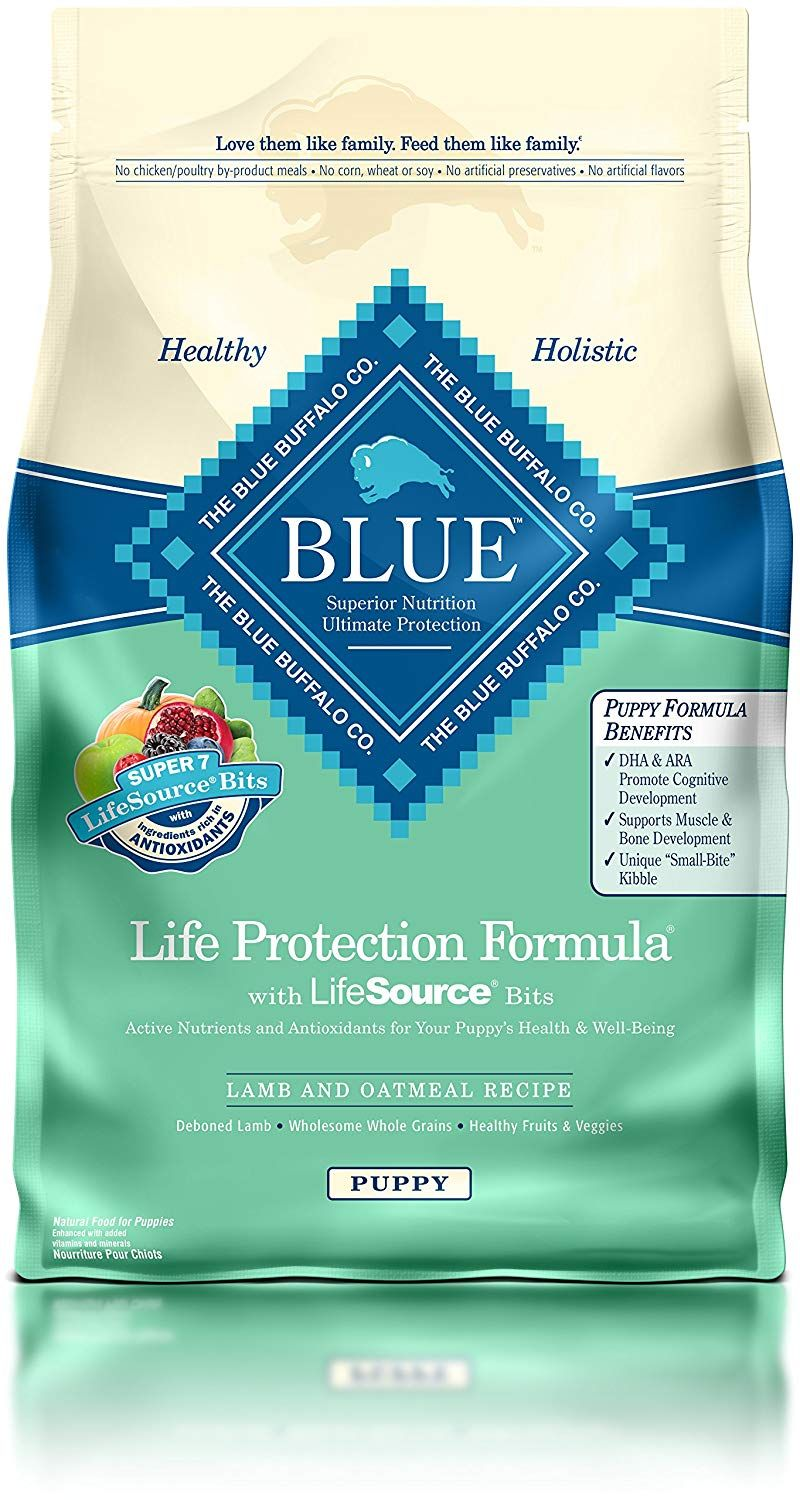 Blue buffalo life protection dry puppy food click on