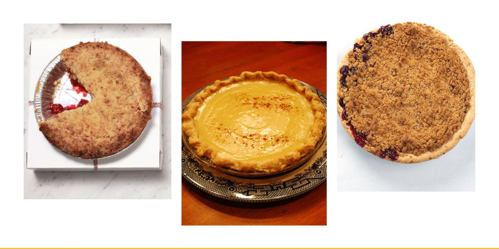 We Selflessly Tasted Over 40 Mail Order Pies To Bring You The Best America Has Offer Find Out Who Winners Are And Where Them