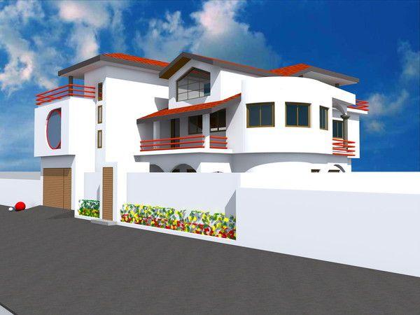 Projet de construction du0027une Villa a Conakry en Guinee Guinee - prix de construction d une maison