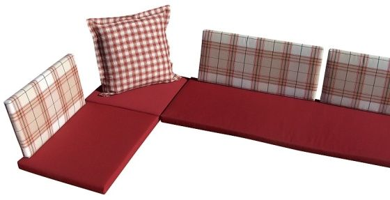 eckbank polster landhaus wohn design. Black Bedroom Furniture Sets. Home Design Ideas