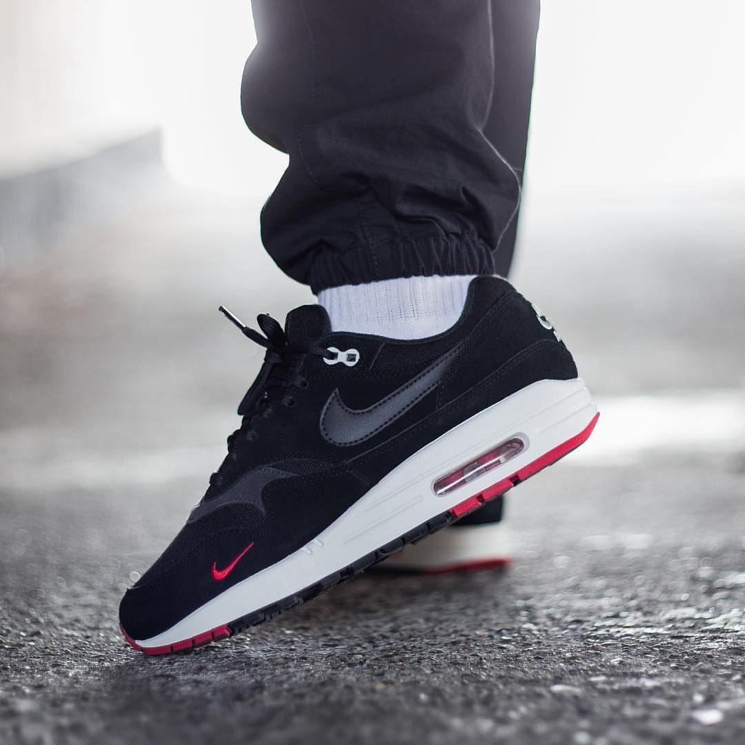 Nike Air Max 1 Premium Bred To Release in August