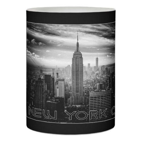 NEW YORK CITY Custom LED Candle