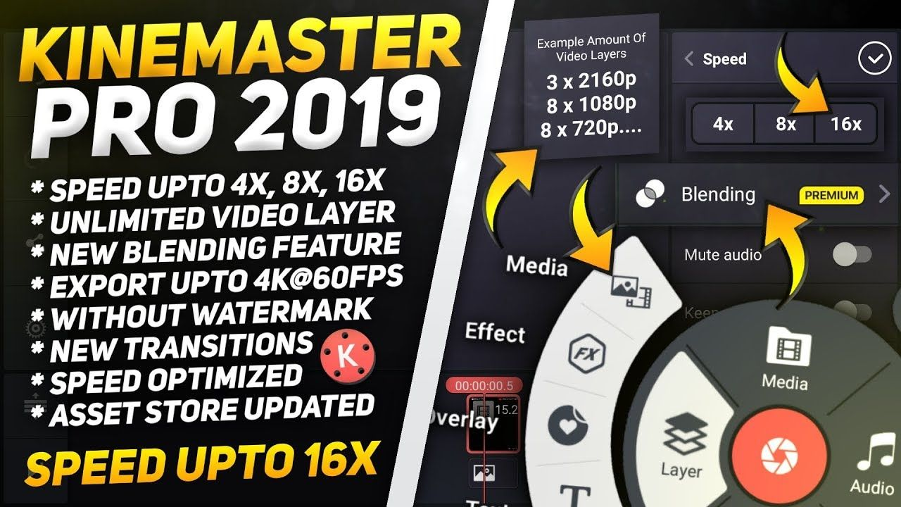 Kinemaster Without Watermark Apk Free Download Andriod Apps