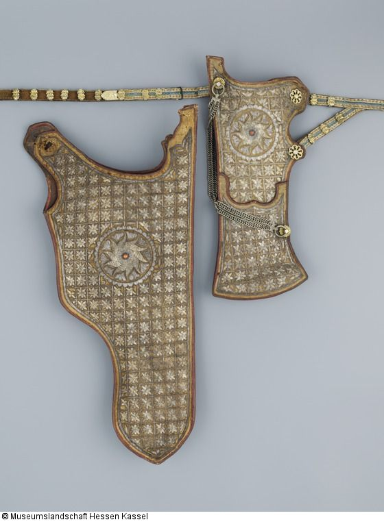 Ottoman Quiver/Bow Case Late 16th / early 17th century